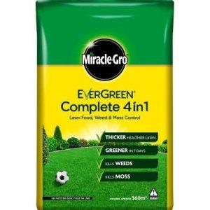 Fertilisers & Weed Control